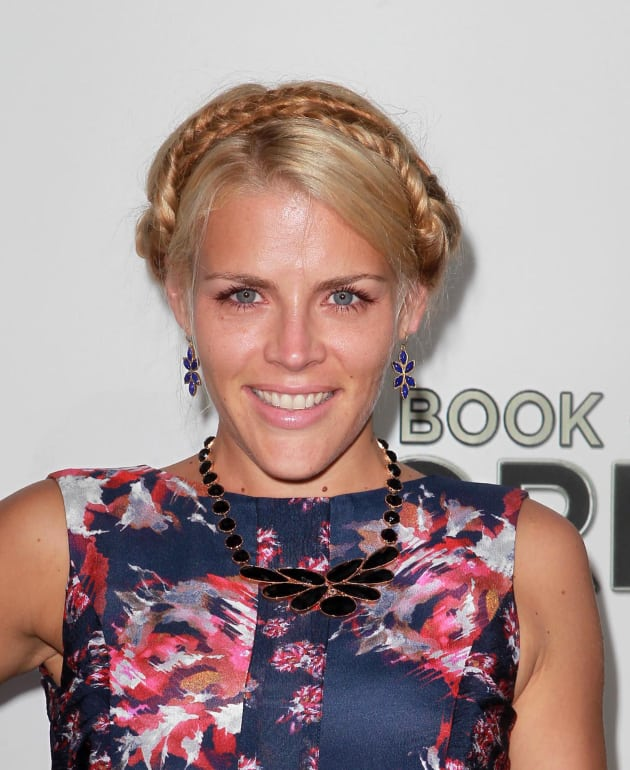 Busy Philipps of Cougar Town