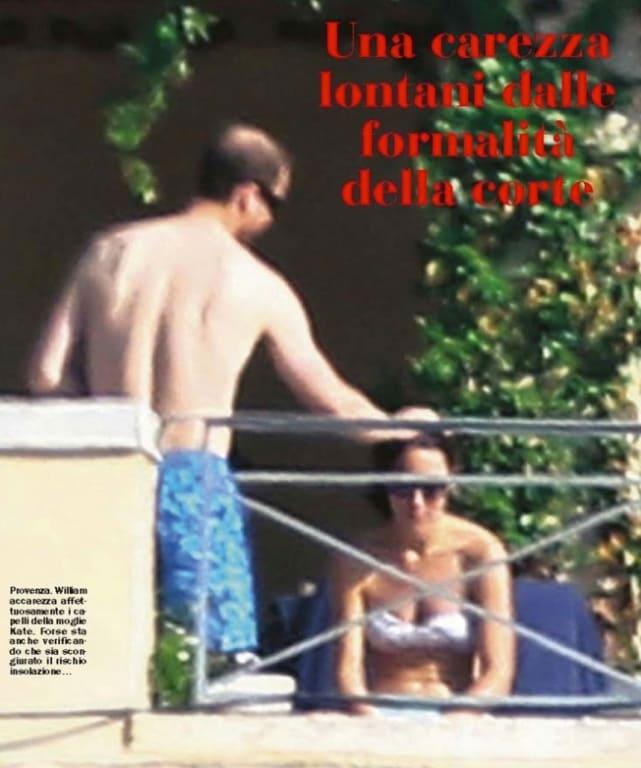 Kate Middleton, Bikini, Prince William