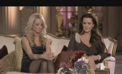 Real Housewives of Beverly Hills Reunion Clip: About Kim's Drinking...