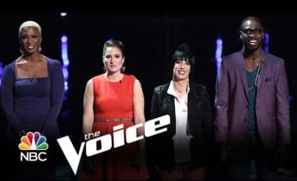 The Voice Results: Who Made the Top 5?