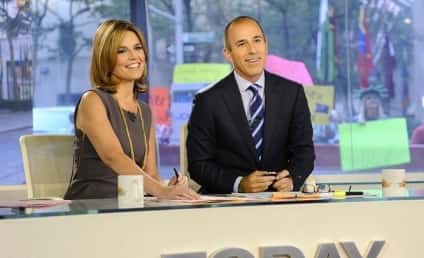 Savannah Guthrie Introduced as Today Show Anchor