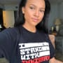 Karrueche Tran Stands with Immigrants