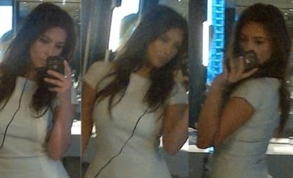 Kim Kardashian Tweets Kim Kardashian Pics to Kanye West, World