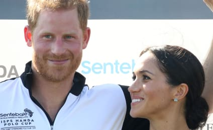 Meghan Markle: Harry is Spoiling Me and I LOVE It!