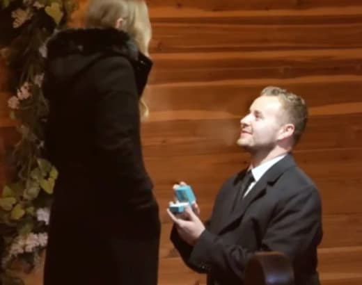 Jed Duggar Proposal