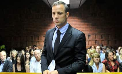 Oscar Pistorius Mourns Reeva Steenkamp One Year After Killing Her