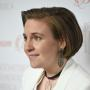 Lena Dunham with Clothes On