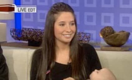 Bristol Palin: Poster Child For Abstinence