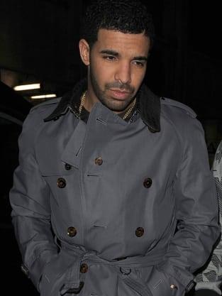Drake Sad Photo