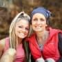 Mackenzie McKee with Mom