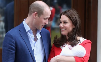 Kate Middleton and Prince William Reveal Royal Name... Finally!