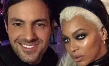 Beyonce Takes Ciara Birthday Party by STORM
