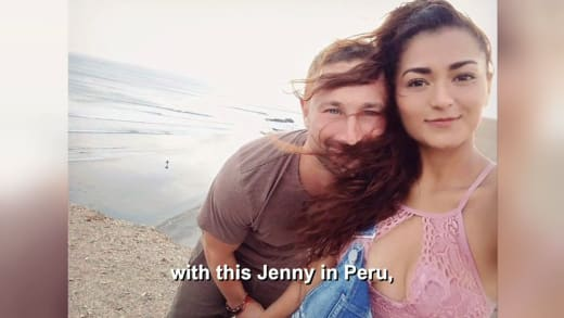 """Coray Rathgeber """"with this Jenny in Peru"""""""