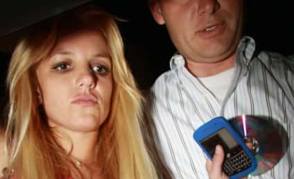 Britney Spears: Not Amused By Chris Crocker