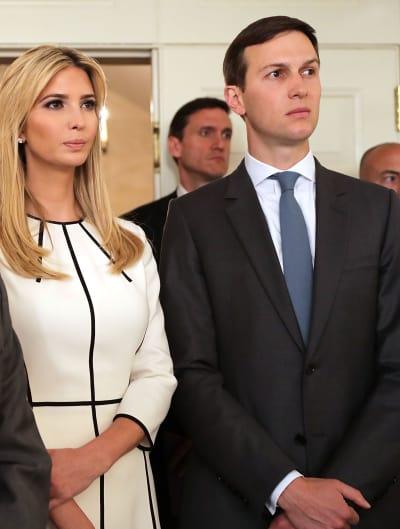 Jared Kushner and Ivanka Trump Together