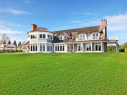 Jennifer Lopez' Hamptons Home