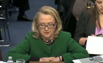 Hillary Clinton Choked Up During Emotional Benghazi Testimony