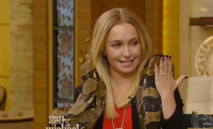 Hayden Panettiere: Engaged to Wladimir Klitschko! For Real!