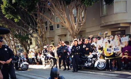 Batkid Makes Way Through San Francisco