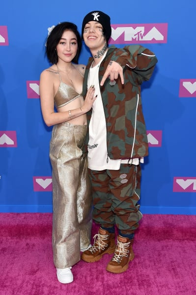 Noah Cyrus and Lil Xan Picture
