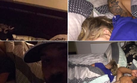 Most Chill Guy Ever Catches Girlfriend Cheating, Snaps Epic Selfies