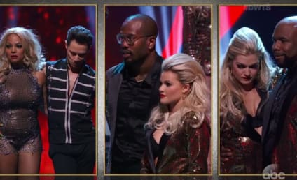 Dancing With the Stars Results: Double Trouble (Elimination)!