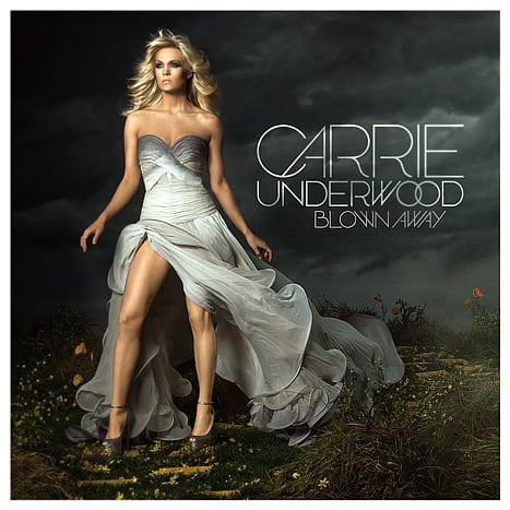 "Carrie Underwood ""Blown Away"" Album Cover"