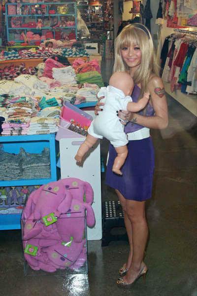 Fake Baby Pic