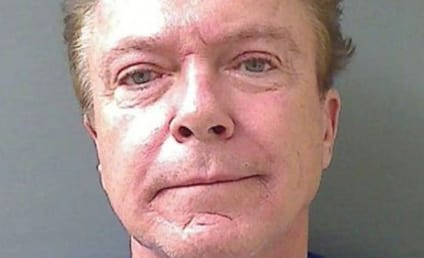 David Cassidy: Arrested For DUI!