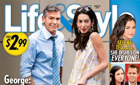George Clooney and Amal: Expecting?!?
