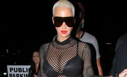 Amber Rose to Wiz Khalifa: Stop Slut-Shaming Me!