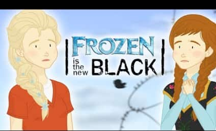 Frozen is the New Black: Princesses in Prison Make For Hilarious Mash-Up Video!