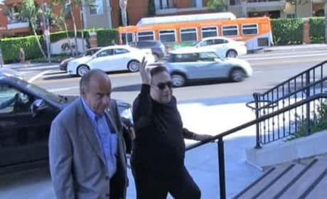 Donald Sterling Curses Off Cameraman