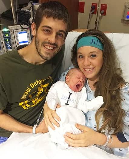 Jill Duggar Baby Photo
