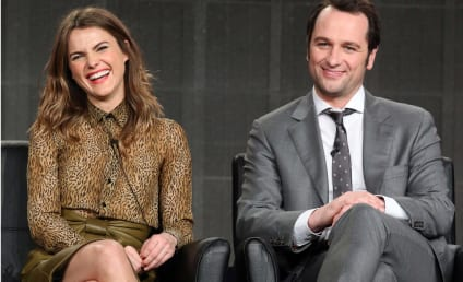 Keri Russell and Matthew Rhys Welcome First Child!