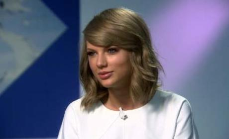 Taylor Swift: I Know I'm Not Sexy