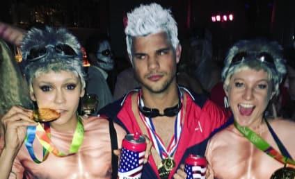 Halloween 2016: Celebrity Costumes Galore!