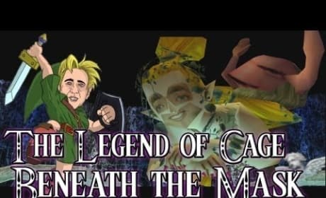 The Legend of Cage: Beneath the Mask