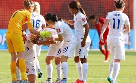 Japan vs England Ends in Heartbreaking Fashion