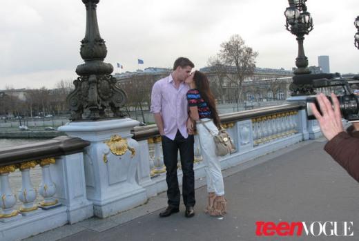Public Kiss