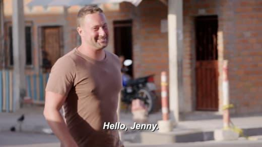 Corey Rathgeber - bonjour, Jenny