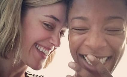 Samira Wiley and Lauren Morelli: Married!!!