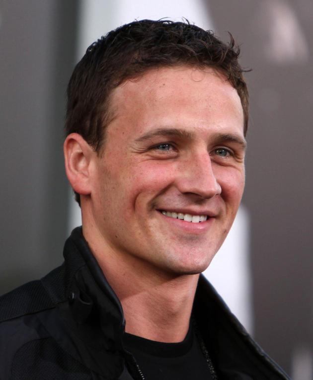 Ryan Lochte Smile