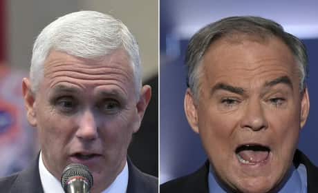 Tim Kaine vs. Mike Pence: Debate Details