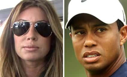 Spotted Partying: Tiger Woods & Rachel Uchitel?!