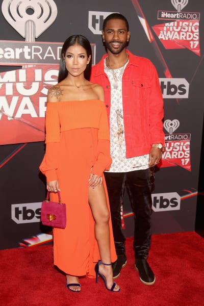 Big Sean With Jhene Aiko