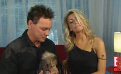 Doug Hutchison and Courtney Stodden Release Wedding Photos, Hope to Expand Your Mind