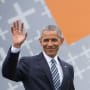 Barack Obama Waves