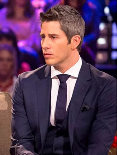 Arie Luyendyk Jr. Looks Sad