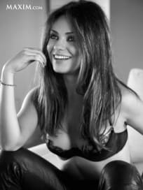 Mila Kunis Maxim Photo
